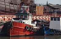 Asie/Malaisie/Malacca: Le port