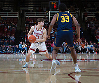 Stanford Basketball M v University of California-Berkeley, January 02, 2020