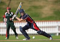 140402 College Cricket - Gillette Cup Final, Onslow v HIBS