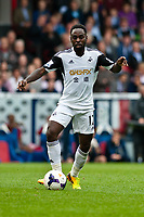 Sun 22 September 2013<br /> <br /> Pictured: Nathan Dyer of Swansea<br /> <br /> Re: Barclays Premier League Crystal Palace FC  v Swansea City FC  at Selhurst Park, London