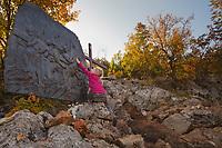 via Crucis at Krizevac, Medjugorie, Bosnia-Erzegovina