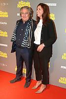 """Christian Clavier et Isabelle De Araujo - Avant-premiËre du film """"Si j'etais un homme"""" au Cinema OpÈra - Paris, France - 21/02/2017"""