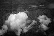 Aerial view of the desert in the Turkana region of northwestern Kenya. Photo: Sanjit Das/Panos