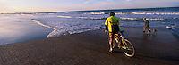 Europe/France/Nord-Pas-de-Calais/59/Nord/Dunkerque/Malo-les-Bains : Sur la jetée de la plage