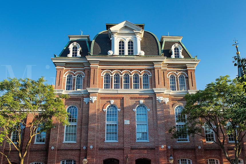Alexandria City Hall, Alexandria, Virginia, USA