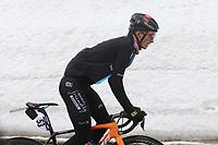 24th May 2021, Giau Pass, Italy; Giro d'Italia, Tour of Italy, route stage 16, Sacile to Cortina d'Ampezzo ; 53 BILBAO LOPEZ DE ARMENTIA Pello ESP