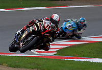 Michael Rutter (11) of Bathams SMT during 2nd practice in the MCE BRITISH SUPERBIKE Championships 2017 at Brands Hatch, Longfield, England on 13 October 2017. Photo by Alan  Stanford / PRiME Media Images.
