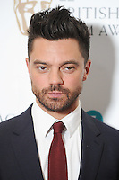 Dominic Cooper<br /> at the announcement of the nominations for the 2017 EE BAFTA Film Awards, BAFTA, London<br /> <br /> <br /> ©Ash Knotek  D3215  10/01/2017