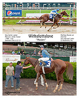 Withalottalove winning at Delaware Park on 6/3/13