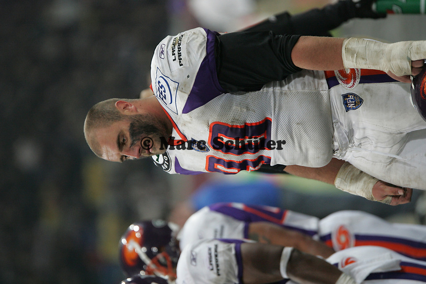 Daniel Benetka (Defensive Tackle Frankfurt Galaxy)