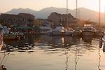 Macinaggio, Cap Corse, Haut Corse, Corsica, France, Mediterranean Coast, Coastal towns in Corsica,