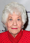Charlotte Rae attending the Actors Fund Gala honoring Harry Belafonte, Jerry Stiller, Anne Meara & David Steiner at the Mariott Marquis Hotel in New York City on 5/21/12