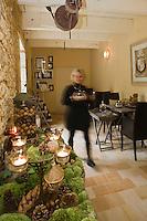 Europe/France/Aquitaine/24/Dordogne/Lamonzie-Montastruc: Brigitte dans  sa Maison d'Hôte: Le Moulin de Peychenval