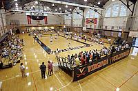 UVa volleyball vs Appalachian State.