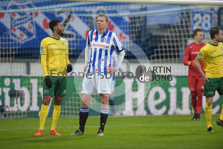 VOETBAL: HEERENVEEN: Abe Lenstra Stadion SC Heerenveen - Fortuna Sittard, uitslag 1-3, Henk Veerman, ©foto Martin de Jong