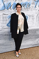 Jessie Ware<br /> arriving for The Summer Party 2019 at the Serpentine Gallery, Hyde Park, London<br /> <br /> ©Ash Knotek  D3511  25/06/2019