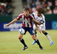 Club Deportivo Chivas USA vs New England Revolution September 10 2010