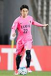 Defender Nishi Daigo during the AFC Champions League 2017 Group E match between Ulsan Hyundai FC (KOR) vs Kashima Antlers (JPN) at the Ulsan Munsu Football Stadium on 26 April 2017, in Ulsan, South Korea. Photo by Yu Chun Christopher Wong / Power Sport Images