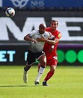 2020 Championship Football Swansea v Birmingham Sept 19th