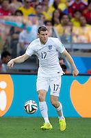 James Milner of England