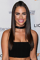 HOLLYWOOD, LOS ANGELES, CA, USA - AUGUST 18: Jessica Lowndes at the Los Angeles Premiere Of Lionsgate Films' 'The Prince' held at the TCL Chinese 6 Theatre on August 18, 2014 in Hollywood, Los Angeles, California, United States. (Photo by Xavier Collin/Celebrity Monitor)