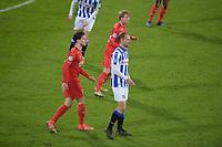 VOETBAL: HEERENVEEN: 19 - 03-2021, Abe Lenstra Stadion, SC Heerenveen - FC Twente, Kik Pierie, Siem de Jong, ©foto Martin de Jong