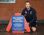 Danny Wilson promotes half season tickets