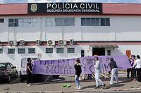 07/08/2021 - ATO DAS MULHERES PELA LEI MARIA DA PENHA