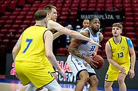11-05-2021: Basketbal: Donar Groningen v Den Helder Suns: Groningen,  Donar speler Juwann James