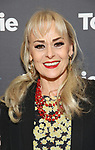 """Tracie Bennett attends the Broadway Opening Night of """"Tootsie"""" at The Marquis Theatre on April 22, 2019  in New York City."""