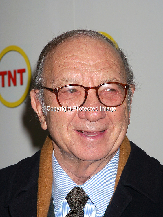 """Neil Simon..at a special screening of """"The Goodbye Girl"""" on January 12, 2004 at the Cinema 1 in New York City. It will be seen on TNT"""