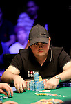 Sam Stein has the chip  lead going into the final table.