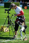 Karen Van Nest, Toronto 2015 - Para Archery // Paratir a l'arc.<br /> Highlights from the Para Archery events // Faits saillants des événements de paratir à l'arc.<br /> 09/08/2015.