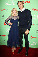 """NORTH HOLLYWOOD, CA, USA - APRIL 29: Annaleigh Ashford, Teddy Sears at Showtime's """"Masters Of Sex"""" Special Screening And Panel Discussion held at the Leonard H. Goldenson Theatre on April 29, 2014 in North Hollywood, California, United States. (Photo by Celebrity Monitor)"""