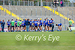 The St Brendans team before the County Senior hurling Semi-Final between St. Brendans and Causeway at Austin Stack park on Sunday.