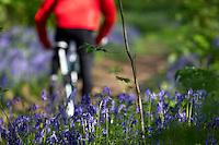 ..Wiggle Enduro Event , Catton Park , Derbyshire April 2009..pic copyright Steve Behr / Stockfile