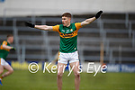 Ronan Buckley, Kerry during the Allianz Football League Division 1 South between Kerry and Dublin at Semple Stadium, Thurles on Sunday.