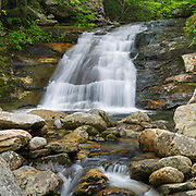 This photo represents May in the 2018 White Mountains New Hampshire calendar. Cascade along Cold Brook in Randolph, New Hampshire. This is believed to be the forgotten Quarta Cascade. You can purchase a copy of the calendar here: http://bit.ly/2rND4Kf