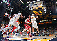 CAL Basketball vs Utah, January 3, 2016