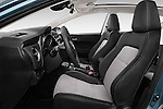 Front seat view of 2015 Toyota Auris Lounge 5 Door Hatchback Front Seat car photos