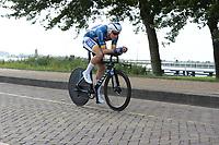 WIELERSPORT: LELYSTAD: 31-08-2021, Benelux Tour, Tijdrit, Tim Merlier (BEL), ©foto Martin de Jong