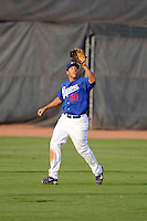 Brian Cavazos-Galvez - Ogden Raptors (2009 Pioneer League) playing against the Missoula Osprey at Lindquist Field, Ogden, UT - 08/22/2009..Photo by:  Bill Mitchell/Four Seam Images..
