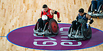 Benjamin Perkins, Lima 2019 - Wheelchair Rugby // Rugby en fauteuil roulant.<br />
