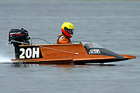 20-H   (Outboard Hydroplanes)