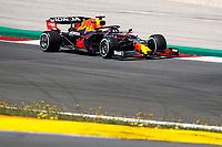 30th April 2021; Algarve International Circuit, in Portimao, Portugal; F1 Grand Prix of Portugal, Free practise:  33 VERSTAPPEN Max (nld), Red Bull Racing Honda RB16B