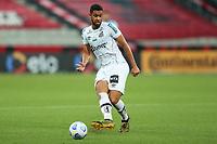 25th August 2021; Arena da Baixada, Curitiba, Brazil; Brazil Cup, Athletico Paranaense versus Santos; Robson Reis of Santos