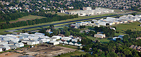 aerial photograph of Aero Country Airport (T31), McKinney, Collin County, Texas