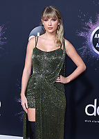 11/24/19 - Los Angeles:  2019 American Music Awards - Arrivals