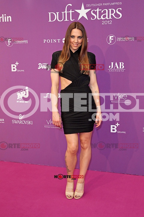 """Mel C attending the """"Duftstars 2012 - German Perfume Award"""" held at the Tempodrom in Berlin, Germany, 04.05.2012..Credit: Semmer/face to face /MediaPunch Inc. ***FOR USA ONLY***"""
