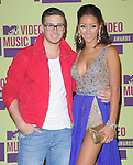Vinny Guadagnino and Melanie Iglesias at The 2011 MTV Video Music Awards held at Staples Center in Los Angeles, California on September 06,2012                                                                   Copyright 2012  DVS / Hollywood Press Agency